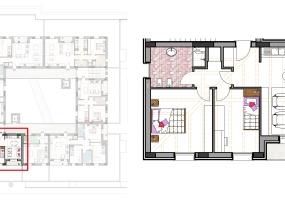 Via Isola Saloni 114, Chioggia, 1 Camera da Letto Stanze da Letto, 1 Stanza Stanze,1 BagnoBathrooms,Trilocale in attico,Edificio B, Via Isola Saloni 114,1075