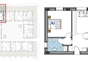Via Isola Saloni 116, Chioggia, 1 Camera da Letto Stanze da Letto, 1 Stanza Stanze,1 BagnoBathrooms,Bilocale,Edificio C, Via Isola Saloni 116,1077