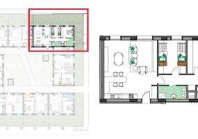 Via Isola Saloni 116, Chioggia, 1 Camera da Letto Stanze da Letto, 1 Stanza Stanze,1 BagnoBathrooms,Trilocale,Edificio C, Via Isola Saloni 116,1079