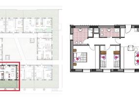 Via Isola Saloni 116, Chioggia, 1 Camera da Letto Stanze da Letto, 1 Stanza Stanze,1 BagnoBathrooms,Trilocale,Edificio C, Via Isola Saloni 116,1083