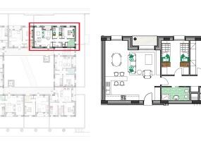 Via Isola Saloni 116, Chioggia, 1 Camera da Letto Stanze da Letto, 1 Stanza Stanze,1 BagnoBathrooms,Trilocale,Edificio C, Via Isola Saloni 116,1087