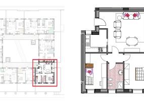 Via Isola Saloni 116, Chioggia, 1 Camera da Letto Stanze da Letto, 1 Stanza Stanze,1 BagnoBathrooms,Trilocale,Edificio C, Via Isola Saloni 116,1089