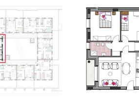 Via Isola Saloni 116, Chioggia, 1 Camera da Letto Stanze da Letto, 1 Stanza Stanze,1 BagnoBathrooms,Trilocale,Edificio C, Via Isola Saloni 116,1092