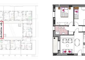 Via Isola Saloni 116, Chioggia, 1 Camera da Letto Stanze da Letto, 1 Stanza Stanze,1 BagnoBathrooms,Trilocale,Edificio C, Via Isola Saloni 116,1108