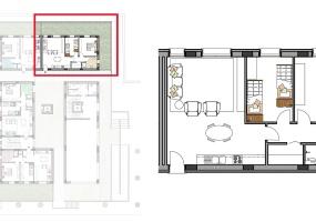 Via Isola Saloni 118, Chioggia, 1 Camera da Letto Stanze da Letto, 1 Stanza Stanze,1 BagnoBathrooms,Trilocale,Edificio D, Via Isola Saloni 118,1117