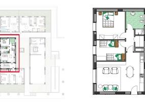 Via Isola Saloni 118, Chioggia, 1 Camera da Letto Stanze da Letto, 1 Stanza Stanze,1 BagnoBathrooms,Trilocale,Edificio D, Via Isola Saloni 118,1119