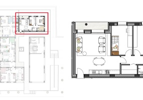 Via Isola Saloni 118, Chioggia, 1 Camera da Letto Stanze da Letto, 1 Stanza Stanze,1 BagnoBathrooms,Trilocale,Edificio D, Via Isola Saloni 118,1121