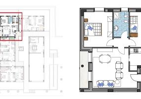 Via Isola Saloni 118, Chioggia, 1 Camera da Letto Stanze da Letto, 1 Stanza Stanze,1 BagnoBathrooms,Trilocale,Edificio D, Via Isola Saloni 118,1122