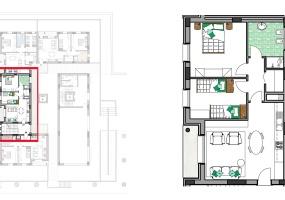 Via Isola Saloni 118, Chioggia, 1 Camera da Letto Stanze da Letto, 1 Stanza Stanze,1 BagnoBathrooms,Trilocale,Edificio D, Via Isola Saloni 118,1123