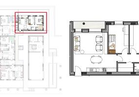 Via Isola Saloni 118, Chioggia, 1 Camera da Letto Stanze da Letto, 1 Stanza Stanze,1 BagnoBathrooms,Trilocale,Edificio D, Via Isola Saloni 118,1125