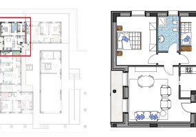 Via Isola Saloni 118, Chioggia, 1 Camera da Letto Stanze da Letto, 1 Stanza Stanze,1 BagnoBathrooms,Trilocale,Edificio D, Via Isola Saloni 118,1126