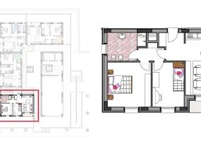 Via Isola Saloni 118, Chioggia, 1 Camera da Letto Stanze da Letto, 1 Stanza Stanze,1 BagnoBathrooms,Trilocale,Edificio D, Via Isola Saloni 118,1128