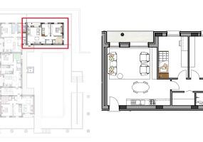 Via Isola Saloni 118, Chioggia, 1 Camera da Letto Stanze da Letto, 1 Stanza Stanze,1 BagnoBathrooms,Trilocale,Edificio D, Via Isola Saloni 118,1129