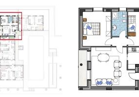 Via Isola Saloni 118, Chioggia, 1 Camera da Letto Stanze da Letto, 1 Stanza Stanze,1 BagnoBathrooms,Trilocale,Edificio D, Via Isola Saloni 118,1130