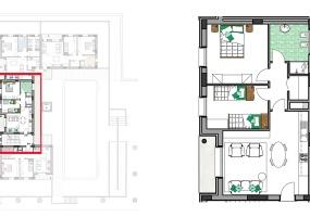Via Isola Saloni 118, Chioggia, 1 Camera da Letto Stanze da Letto, 1 Stanza Stanze,1 BagnoBathrooms,Trilocale,Edificio D, Via Isola Saloni 118,1131
