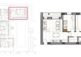 Via Isola Saloni 118, Chioggia, 1 Camera da Letto Stanze da Letto, 1 Stanza Stanze,1 BagnoBathrooms,Trilocale in attico,Edificio D, Via Isola Saloni 118,1133