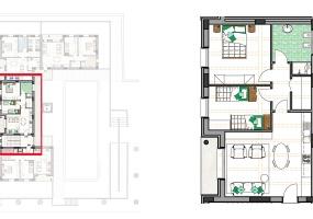 Via Isola Saloni 118, Chioggia, 1 Camera da Letto Stanze da Letto, 1 Stanza Stanze,1 BagnoBathrooms,Trilocale in attico,Edificio D, Via Isola Saloni 118,1135