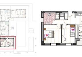 Via Isola Saloni 118, Chioggia, 1 Camera da Letto Stanze da Letto, 1 Stanza Stanze,1 BagnoBathrooms,Trilocale in attico,Edificio D, Via Isola Saloni 118,1136