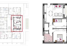 Via Isola Saloni 112, Chioggia, 1 Camera da Letto Stanze da Letto, 1 Stanza Stanze,1 BagnoBathrooms,Trilocale,Edificio A, Via Isola Saloni 112,1020