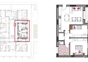 Via Isola Saloni 112, Chioggia, 1 Camera da Letto Stanze da Letto, 1 Stanza Stanze,1 BagnoBathrooms,Trilocale,Edificio A, Via Isola Saloni 112,1027