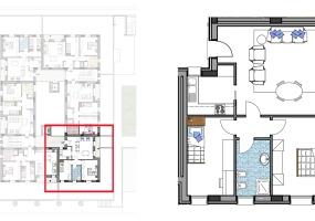 Via Isola Saloni 112, Chioggia, 1 Camera da Letto Stanze da Letto, 1 Stanza Stanze,1 BagnoBathrooms,Trilocale,Edificio A, Via Isola Saloni 112,1033