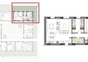 Via Isola Saloni 114, Chioggia, 1 Camera da Letto Stanze da Letto, 1 Stanza Stanze,1 BagnoBathrooms,Trilocale,Edificio B, Via Isola Saloni 114,1043
