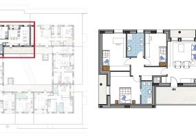 Via Isola Saloni 114, Chioggia, 1 Camera da Letto Stanze da Letto, 1 Stanza Stanze,1 BagnoBathrooms,Quadrilocale,Edificio B, Via Isola Saloni 114,1049