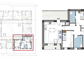 Via Isola Saloni 114, Chioggia, 1 Camera da Letto Stanze da Letto, 1 Stanza Stanze,1 BagnoBathrooms,Quadrilocale,Edificio B, Via Isola Saloni 114,1052
