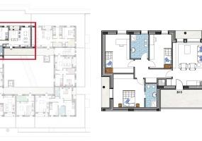Via Isola Saloni 114, Chioggia, 1 Camera da Letto Stanze da Letto, 1 Stanza Stanze,1 BagnoBathrooms,Quadrilocale,Edificio B, Via Isola Saloni 114,1056