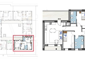 Via Isola Saloni 114, Chioggia, 1 Camera da Letto Stanze da Letto, 1 Stanza Stanze,1 BagnoBathrooms,Quadrilocale,Edificio B, Via Isola Saloni 114,1059