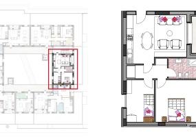 Via Isola Saloni 114, Chioggia, 1 Camera da Letto Stanze da Letto, 1 Stanza Stanze,1 BagnoBathrooms,Trilocale,Edificio B, Via Isola Saloni 114,1065